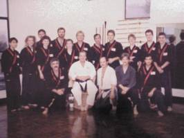 Black Belts, 1988.