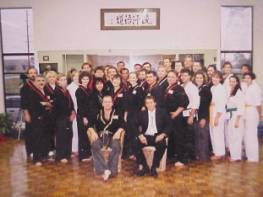 Black Belts, 1994.