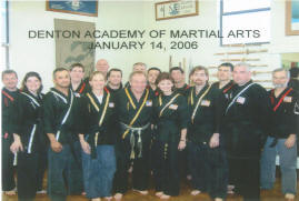 Black Belts, 2006.