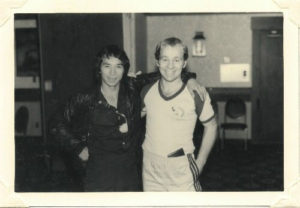 Mr. Shoffit and Eric Lee (1983)